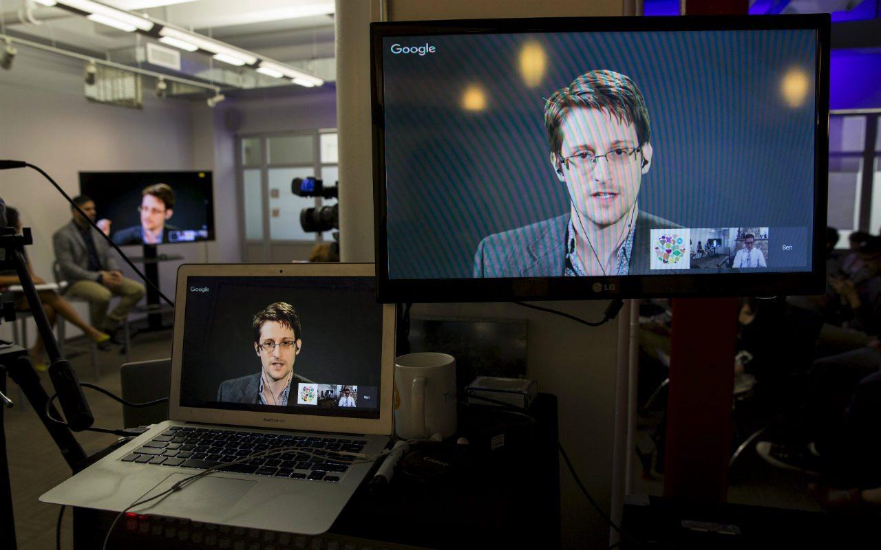Jack Dorsey entrevistará hoy a Edward Snowden en Periscope