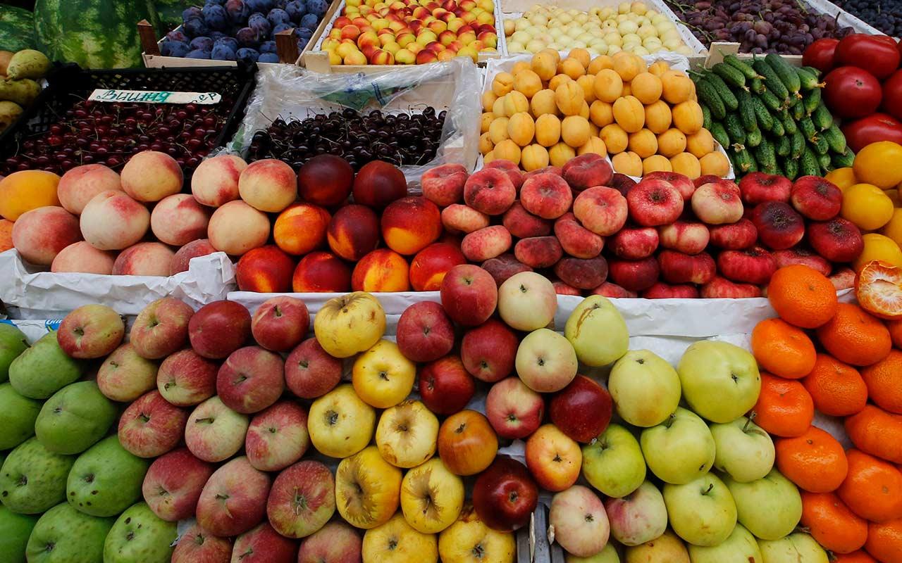 Frutas, verduras y energéticos elevan inflación 6.30%
