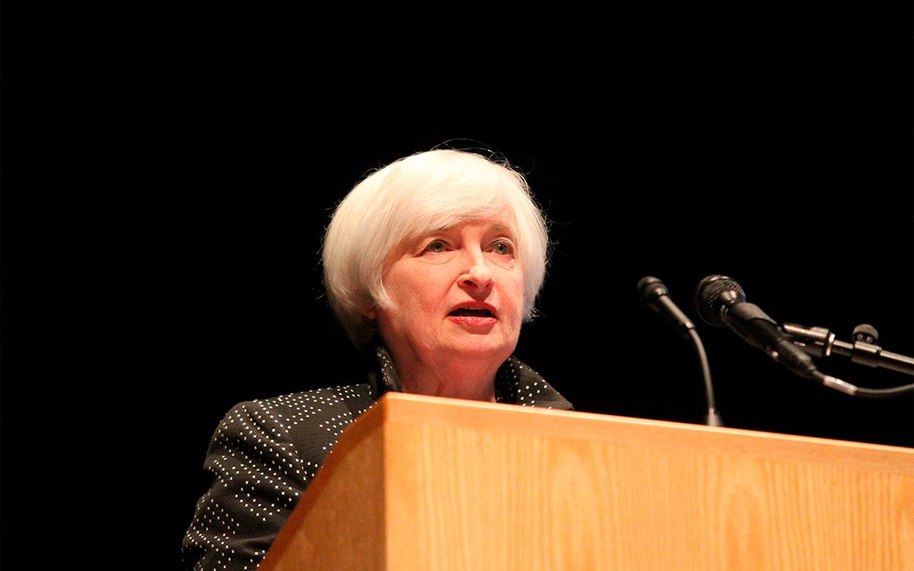Janet Yellen se irá al Brookings Institution tras dejar la Fed