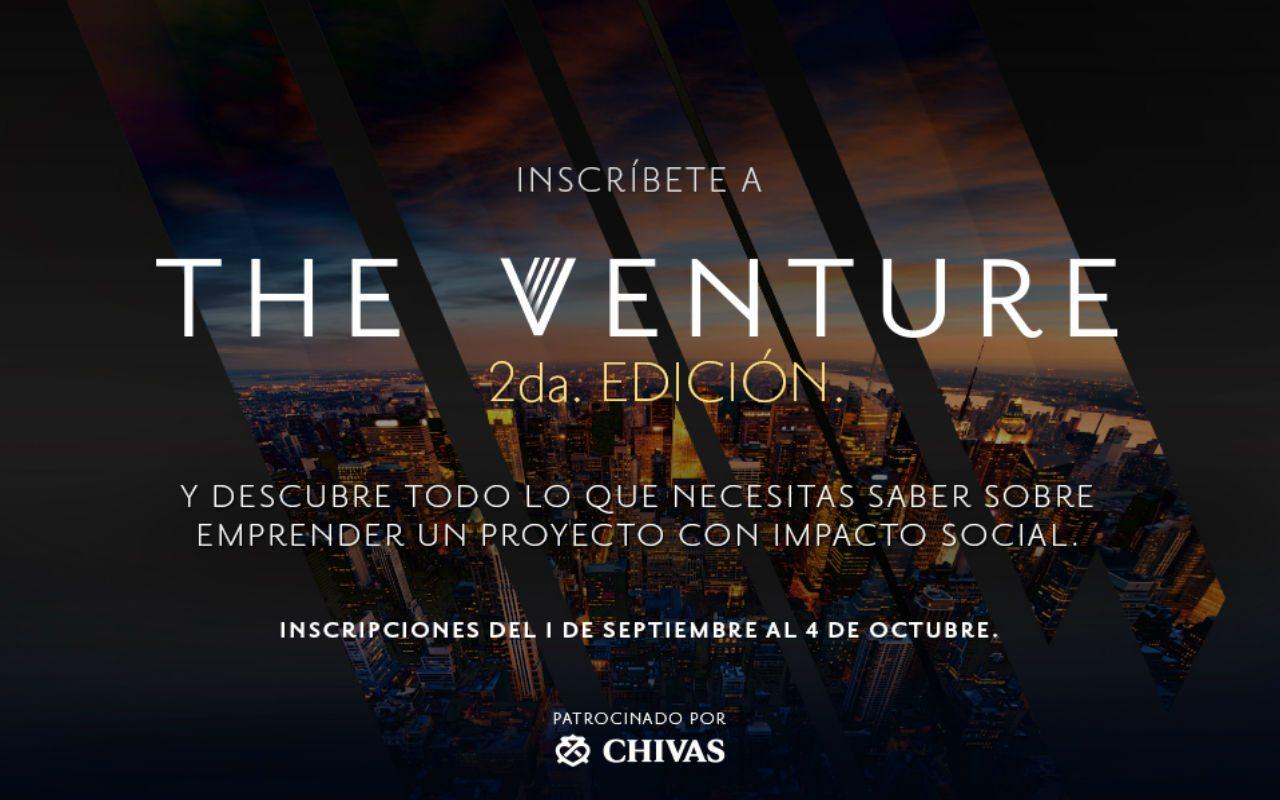 Llega la segunda edición de The Venture