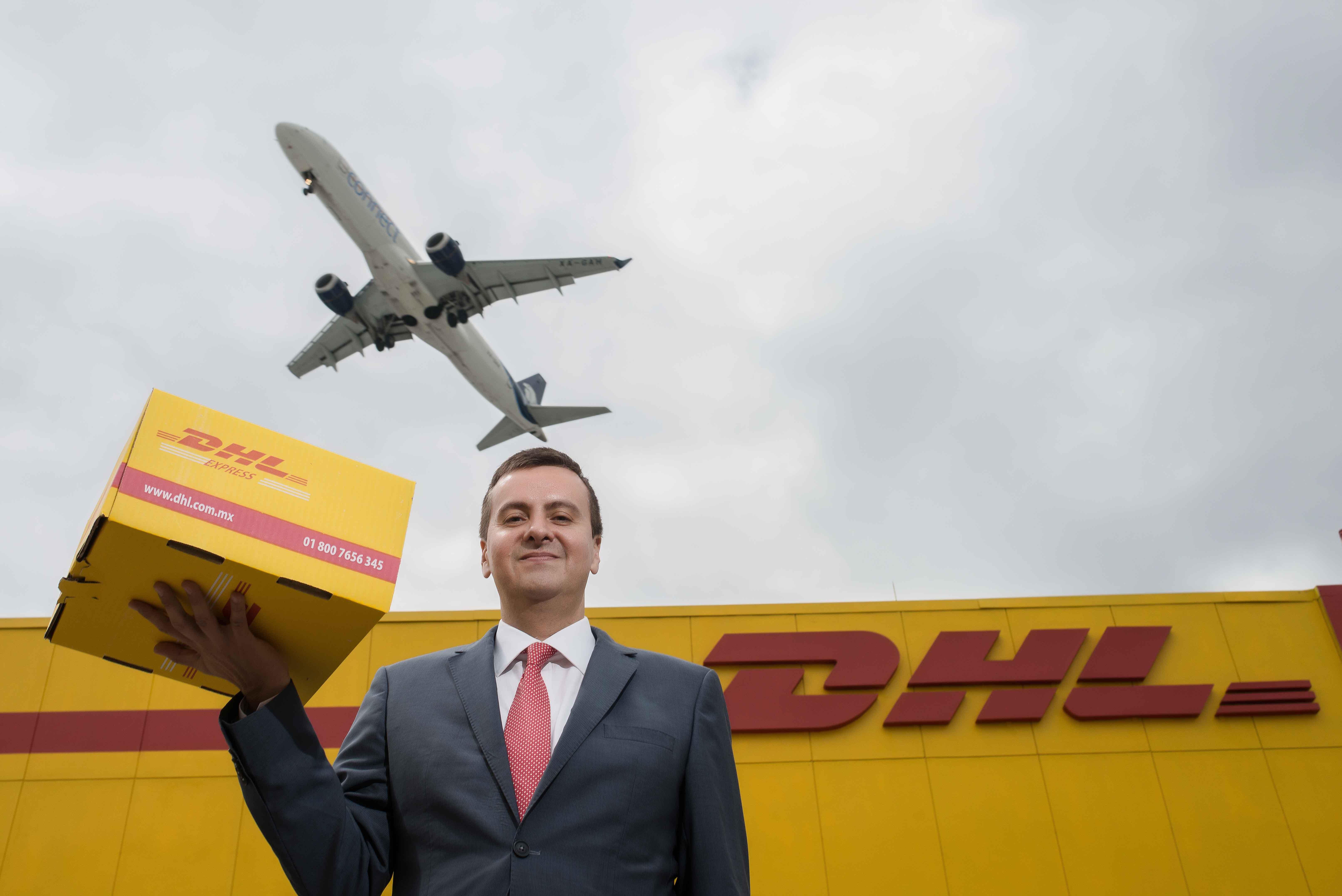 DHL invierte 85 mdd en México durante 2018