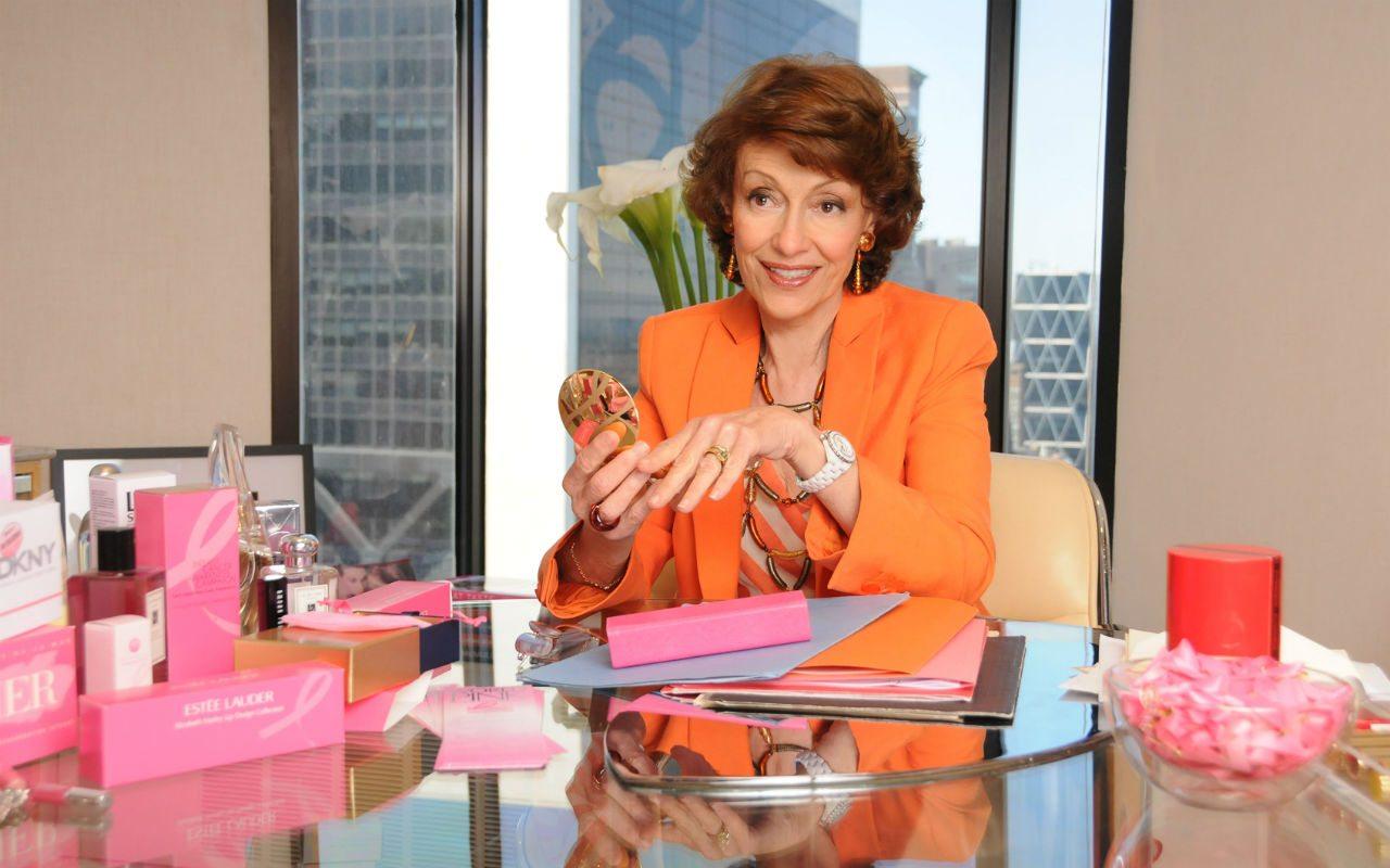 Estée Lauder se une a la lucha contra el cáncer de mama