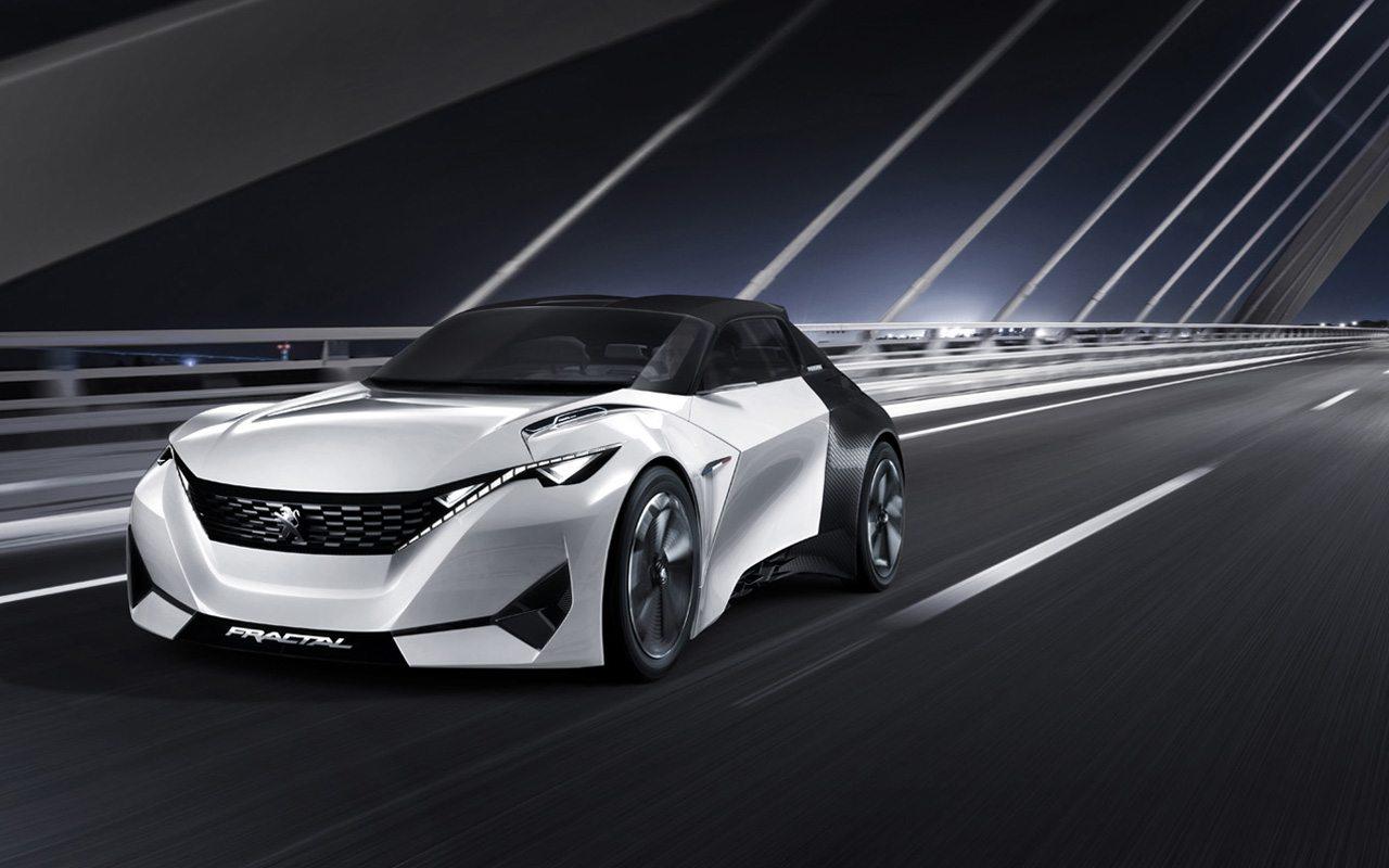 El concept car de Peugeot que se aprecia con el oído