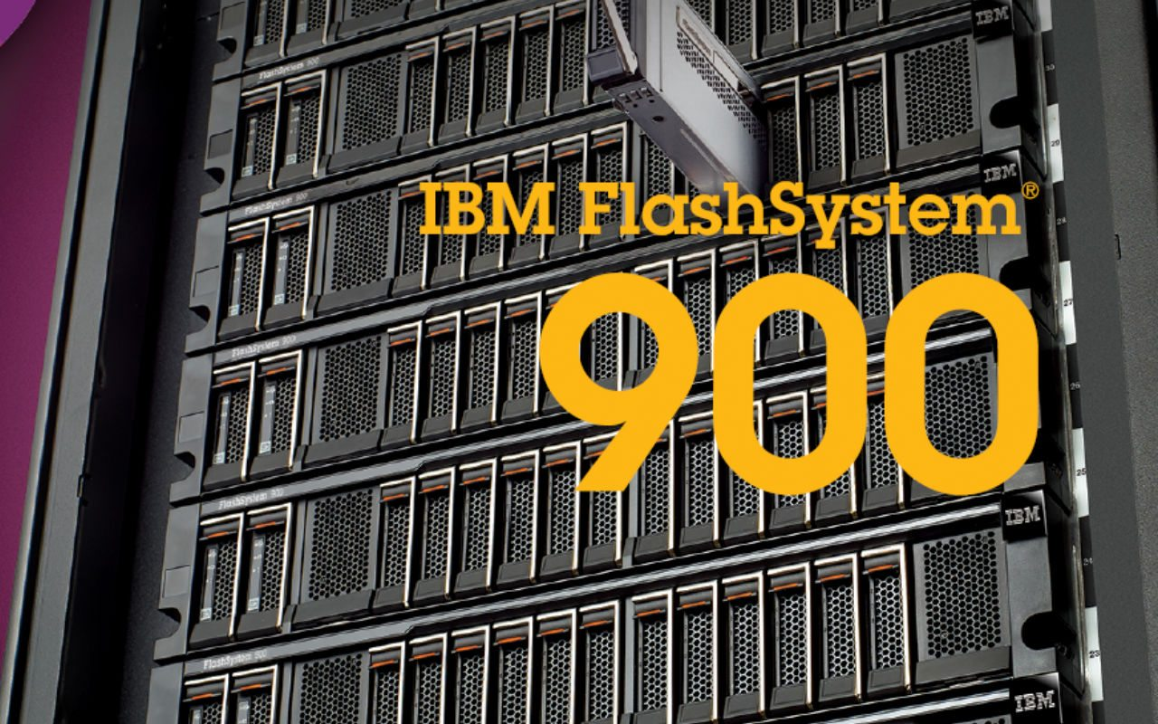 Datos sin fronteras: ¿Qué es el nuevo FlashSystem de IBM?