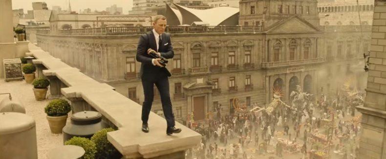 'Spectre' de James Bond bate récord de taquilla en Inglaterra