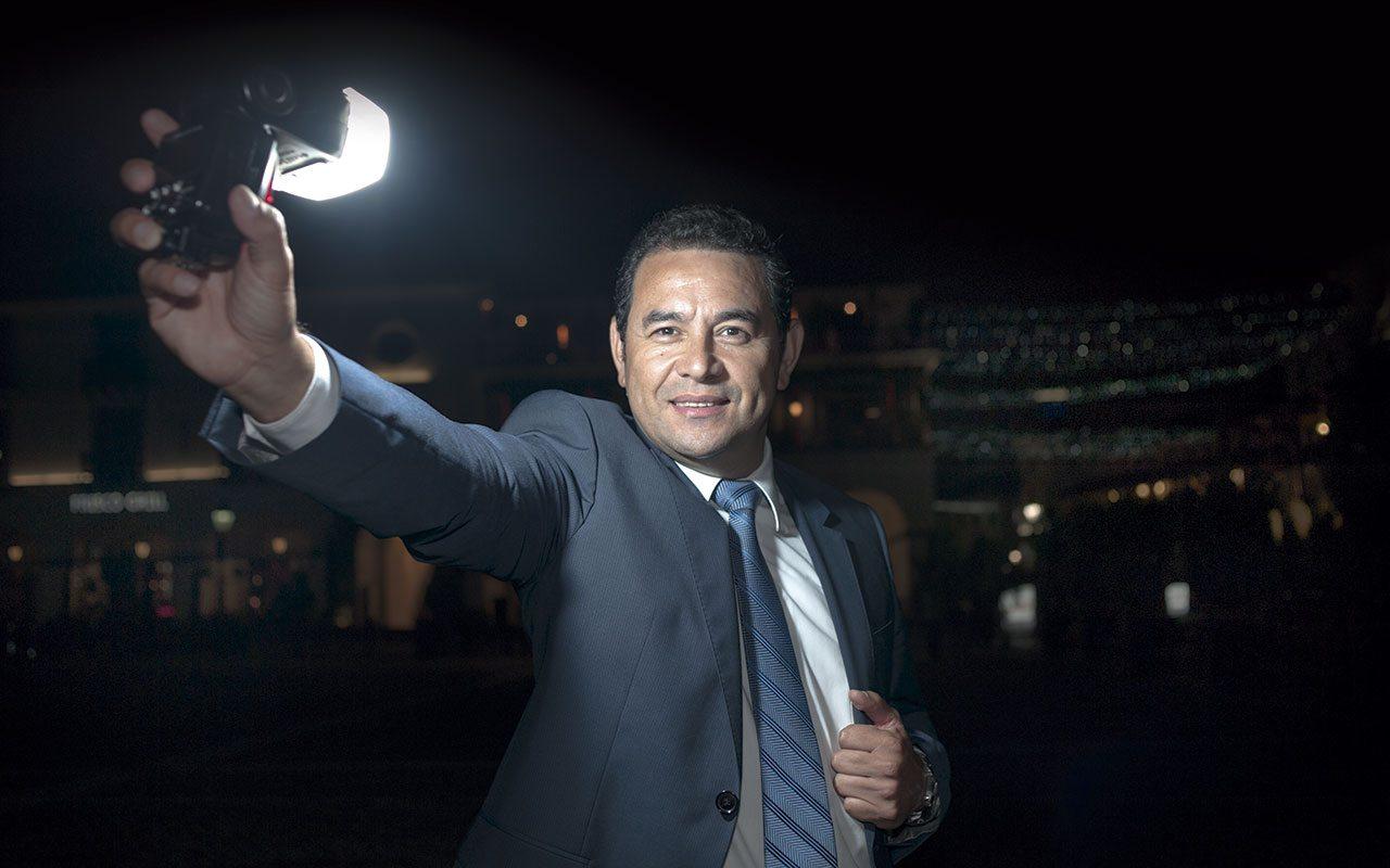 Congreso de Guatemala decide mantener inmunidad de Jimmy Morales