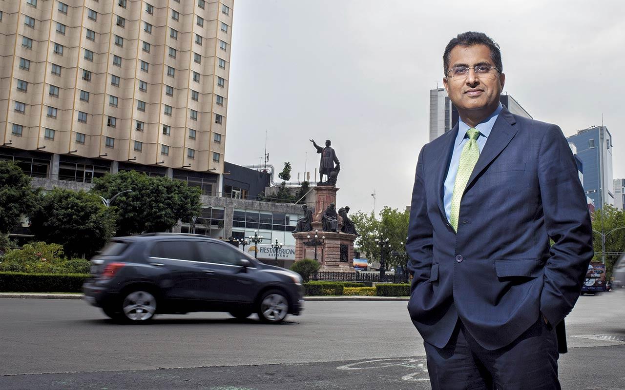El gigante tecnológico de la India que cautiva a México