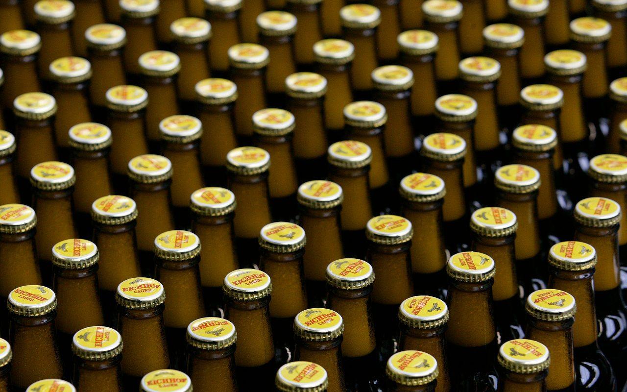 ¿Cuánta cerveza consumen los mexicanos al mes?