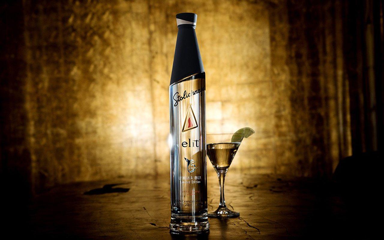 El vodka inspirado en un hotel de Ibiza