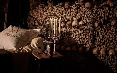 Una noche en la tumba más grande del mundo