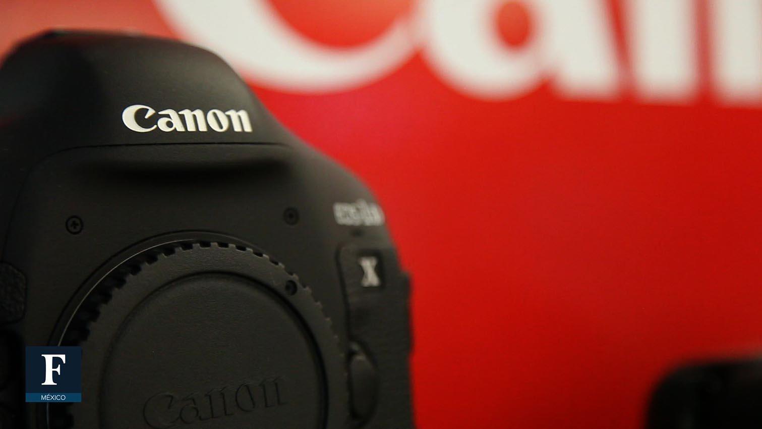 Canon, viaje al interior de la cámara