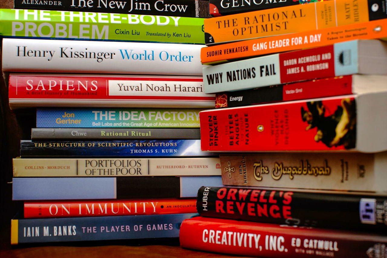 #Adiós2018 | Estos son los libros más vendidos en el año