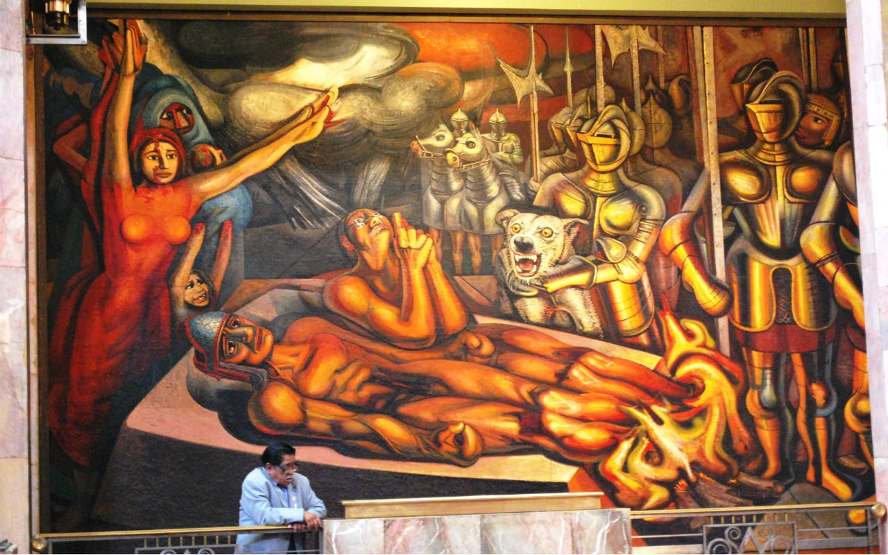 Murales Por Descubrir No Por Destruir Forbes Mexico