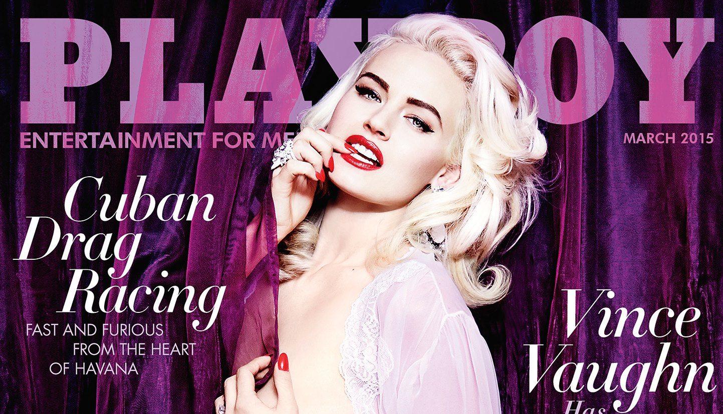 Playboy no publicará más desnudos en su revista