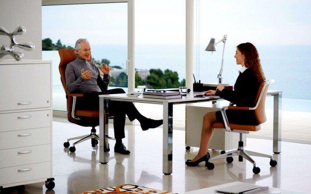 Relaciones interpersonales, clave para el éxito. (Foto: sedus.de)