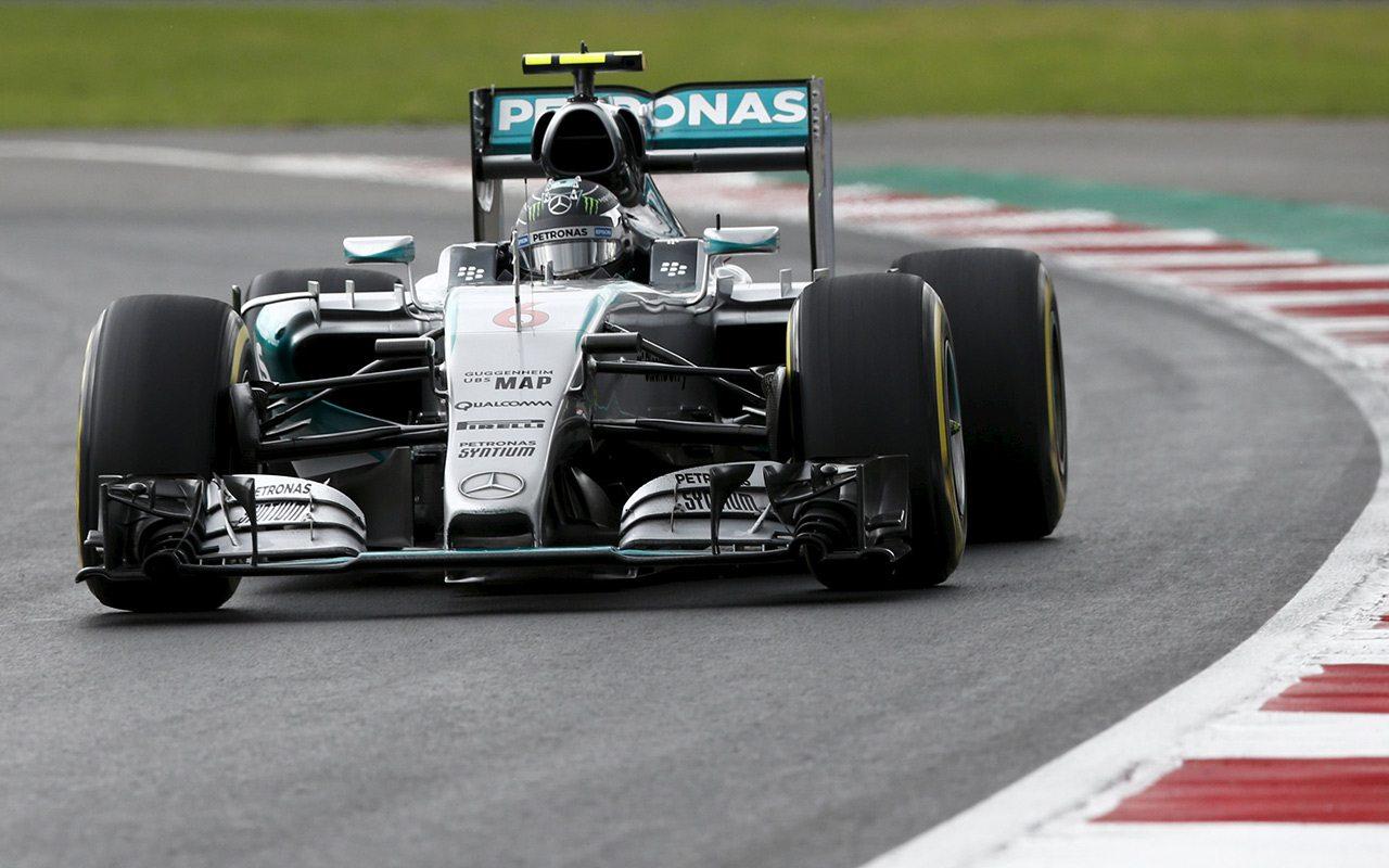 Hamilton gana el Gran Premio de Rusia