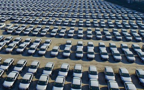 Demanda de autos blindados aumenta 70% por Hoy no circula