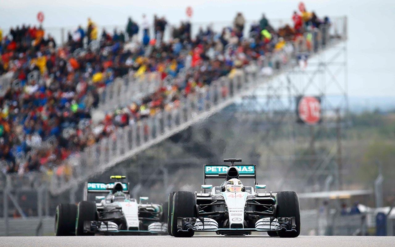 La Fórmula 1 también experimenta con los e-sports