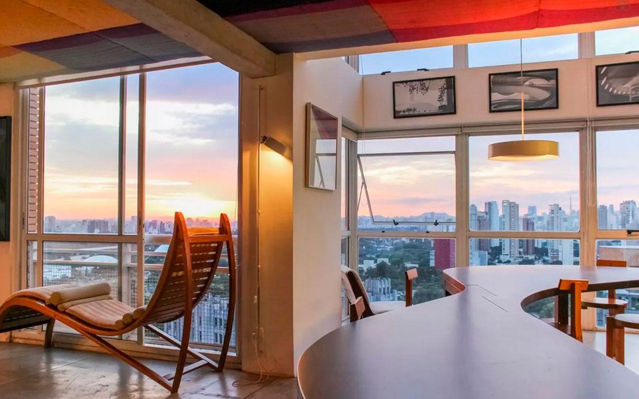 Alojamiento Airbnb en Sao Paulo