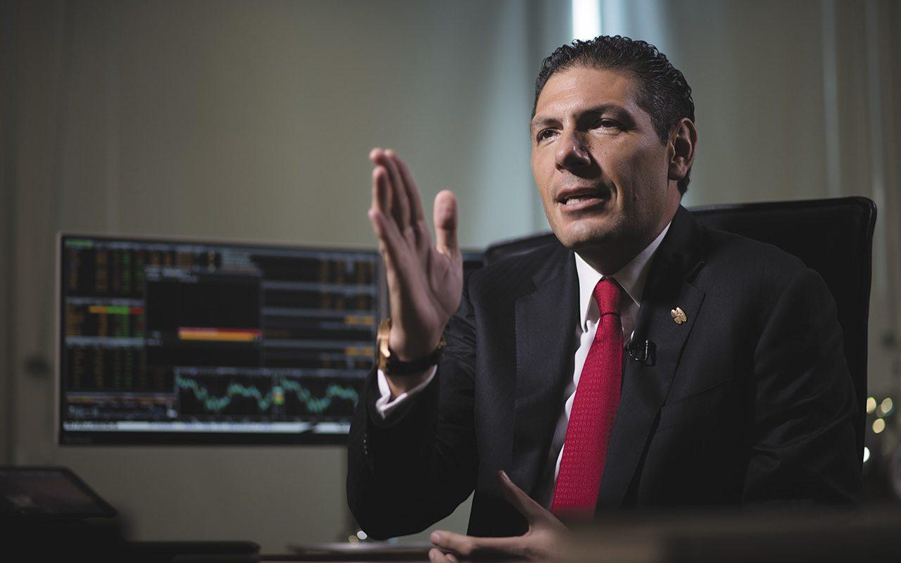 Revisión de perspectiva de México es un foco rojo: Carlos Hank González