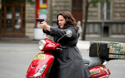 Melissa McCarthy, la nueva reina de la comedia en Hollywood