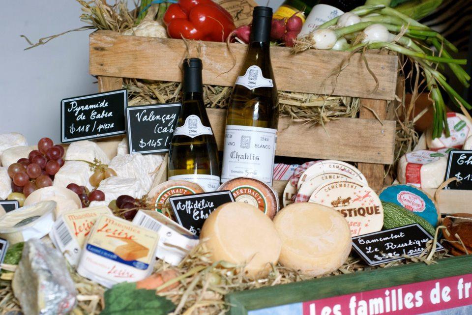 Un nuevo hot spot para los amantes de quesos y vinos franceses en México