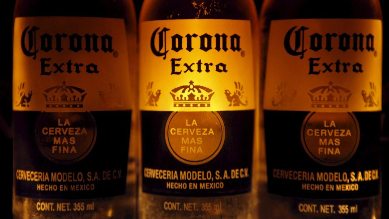 Cerveza mexicana impulsa negocio de Constellation Brands en EU