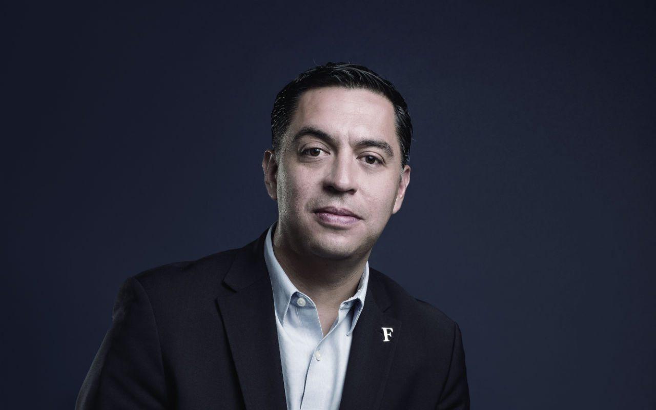 Él es quien encabeza a Facebook en México