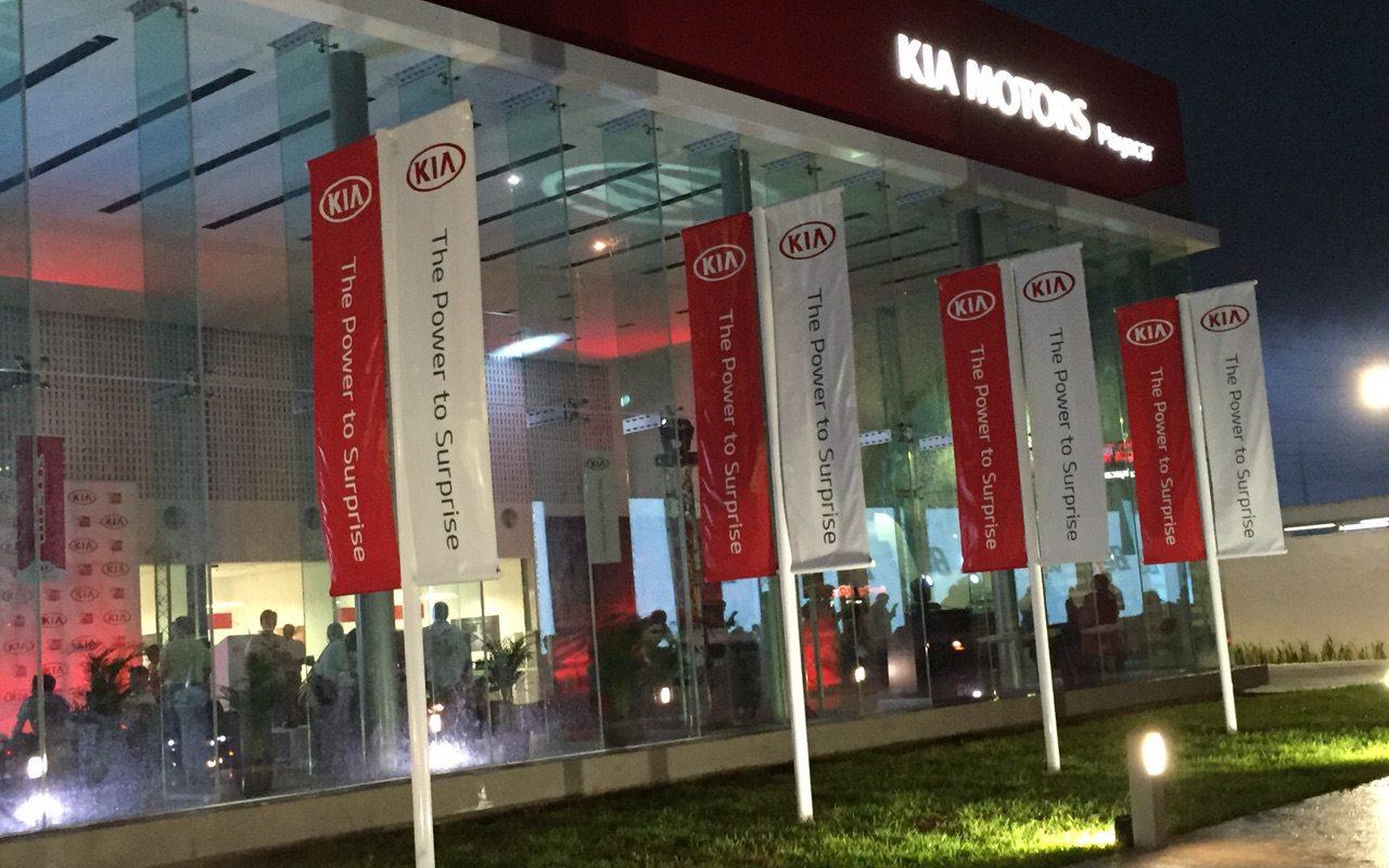 Kia invierte 62 mdd para ampliar ventas en México