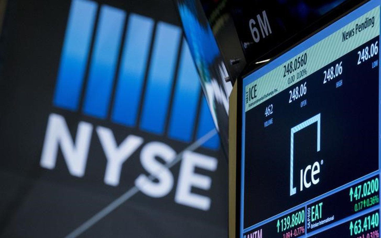Firmas industriales hacen retroceder a la bolsa de Nueva York