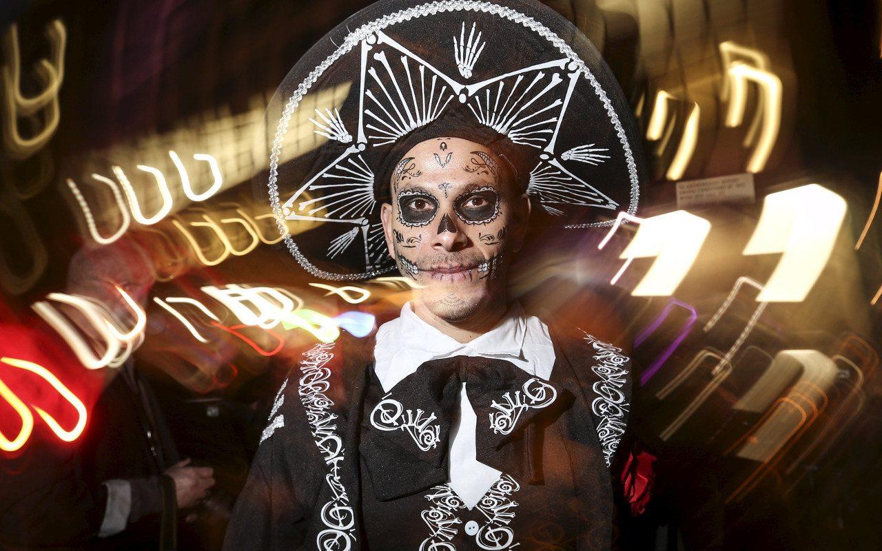 Festejos por Día de Muertos dejará derrama de 400 mdp a la CDMX