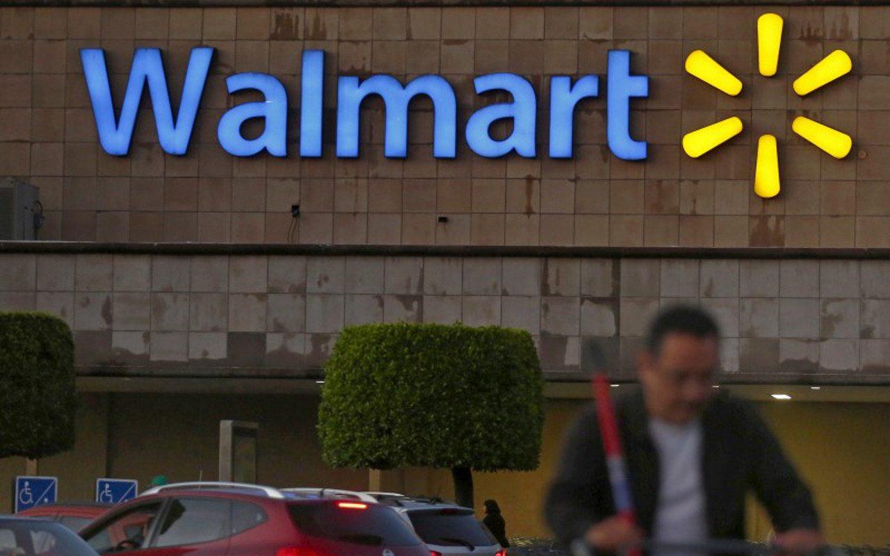 Walmart aumenta 7% sus ventas trimestrales