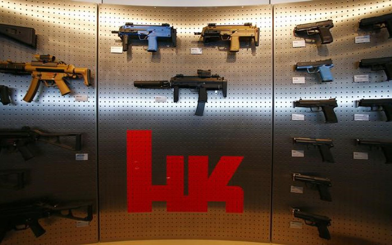 Acusan a empleados de Heckler & Koch por trafico de armas a México