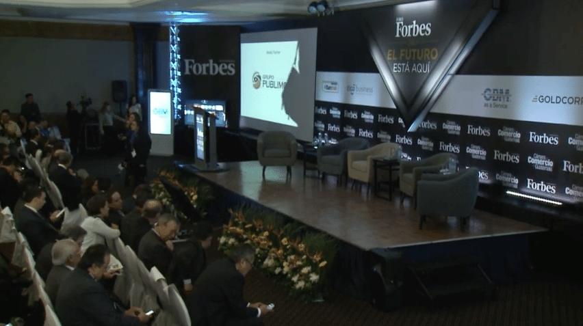 Foro Forbes Centroamérica 2015
