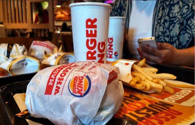 Burger King difundirá en Instagram platillos de negocios locales