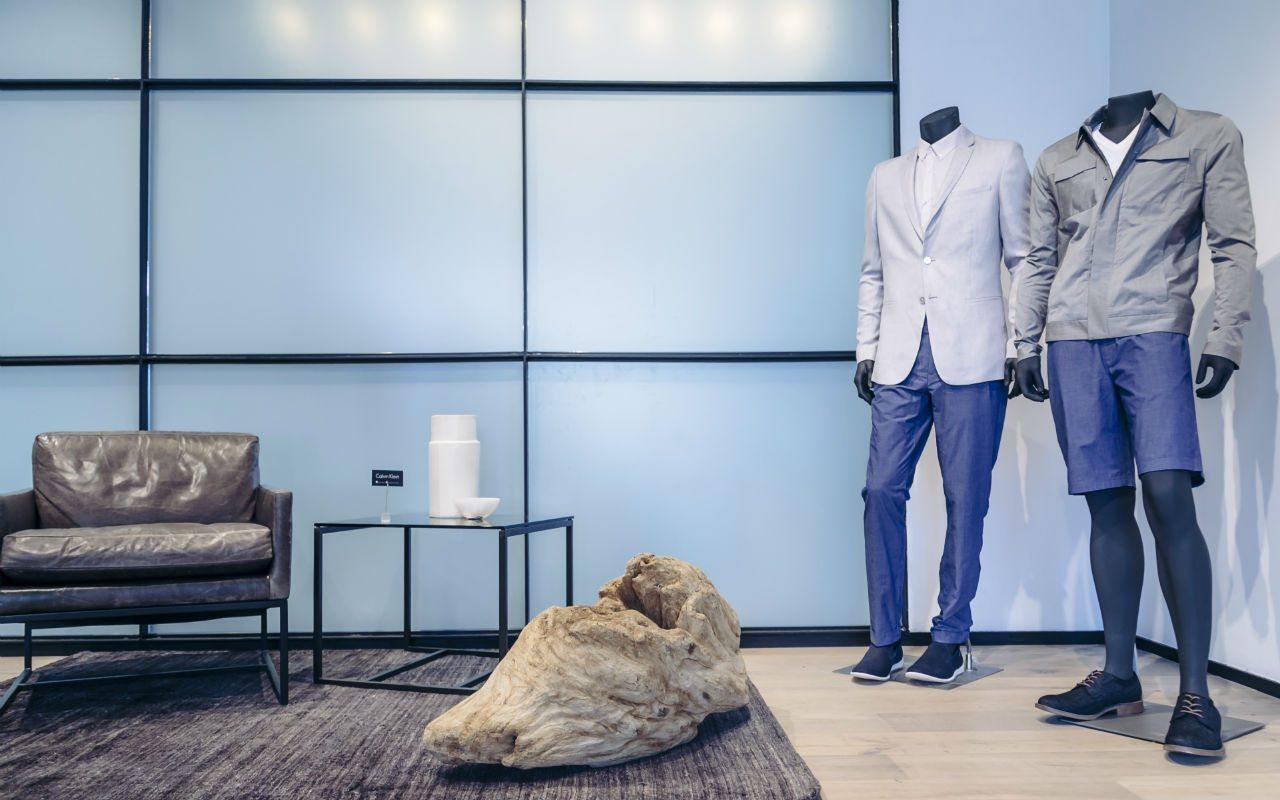 Minimalismo puro en la nueva colección de Calvin Klein
