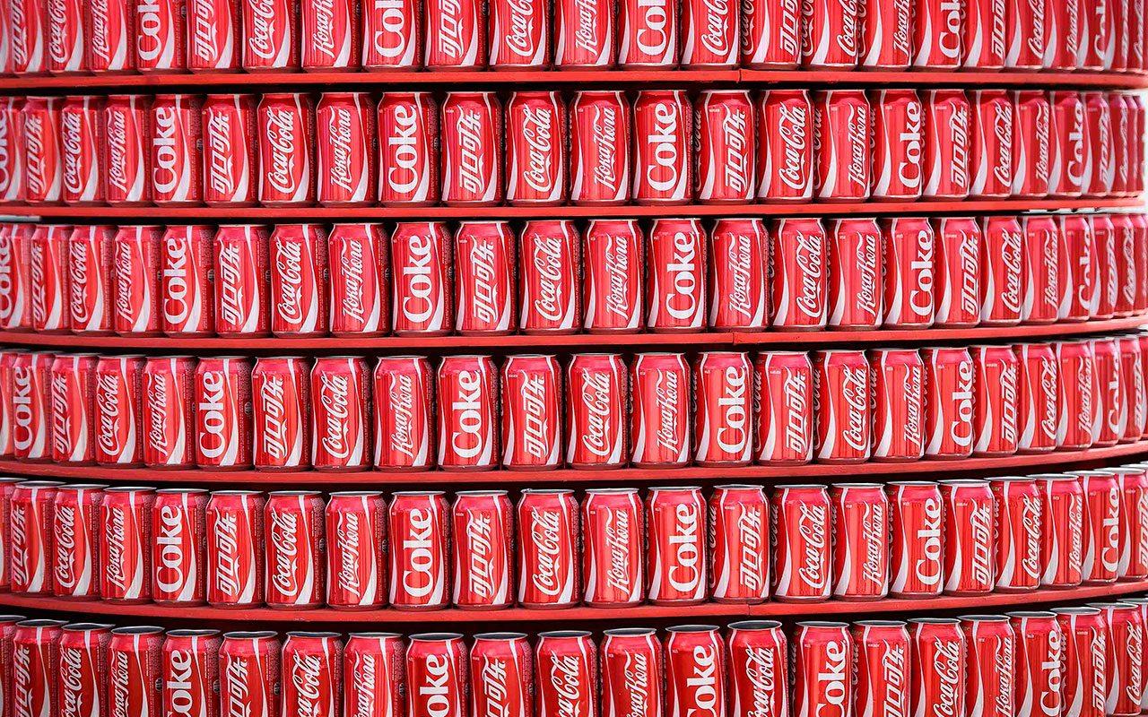 Coca-Cola aumenta sus ganancias trimestrales