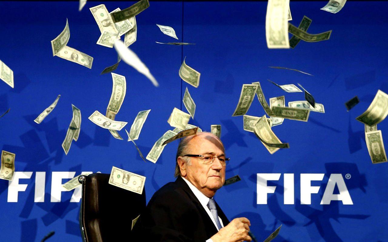 Hope Solo acusa a Joseph Blatter de acoso sexual