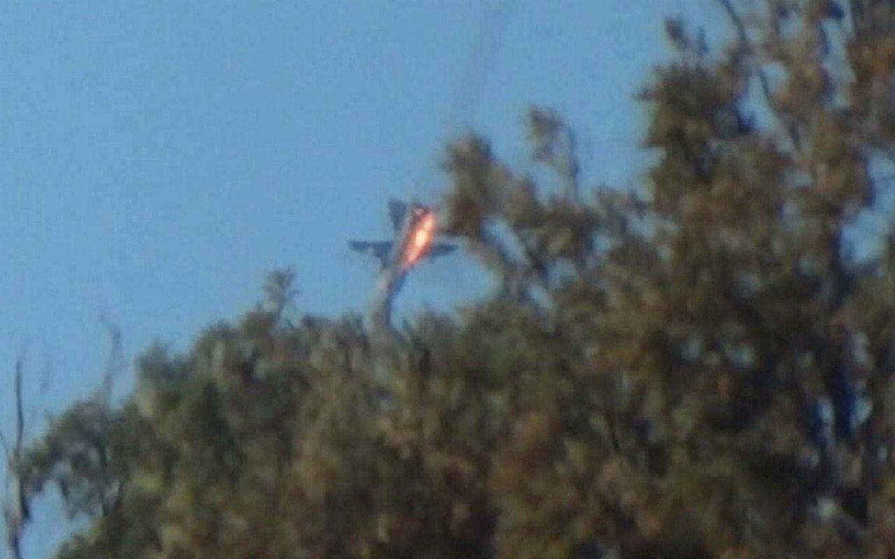 Turquía derriba jet ruso que volaba en su espacio aéreo