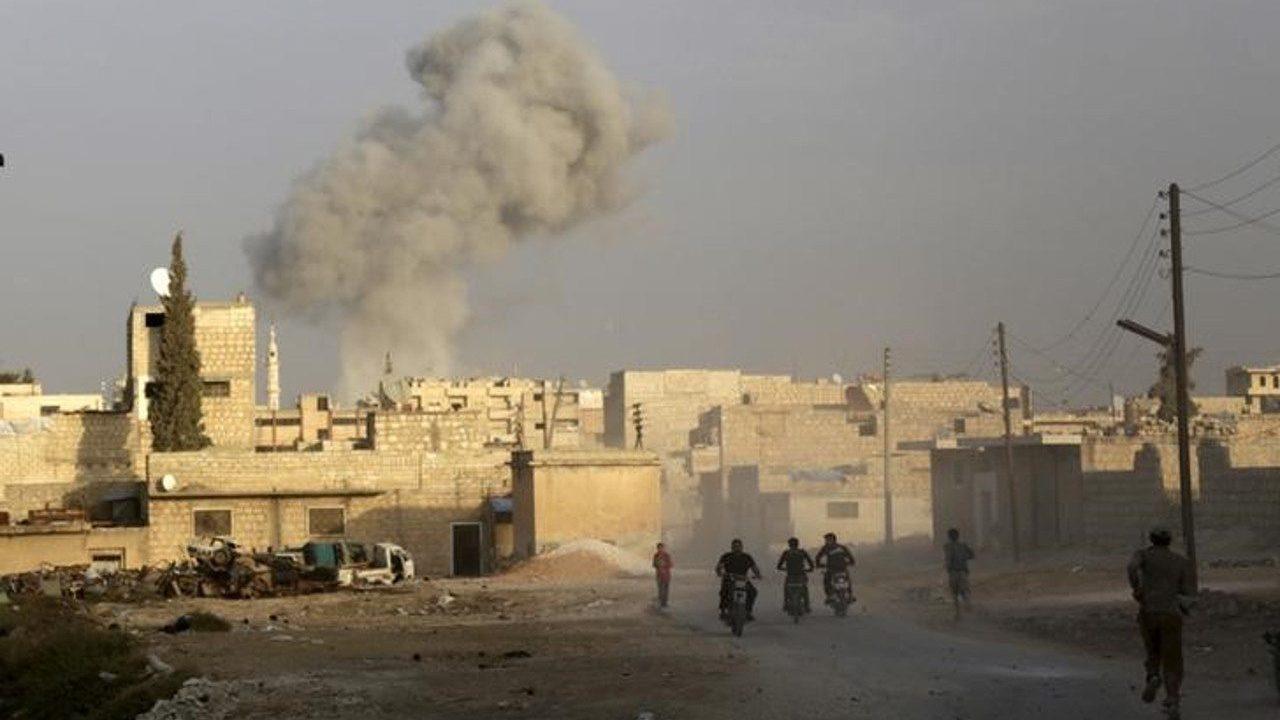 Siria reporta nueve muertos por ataque a base militar