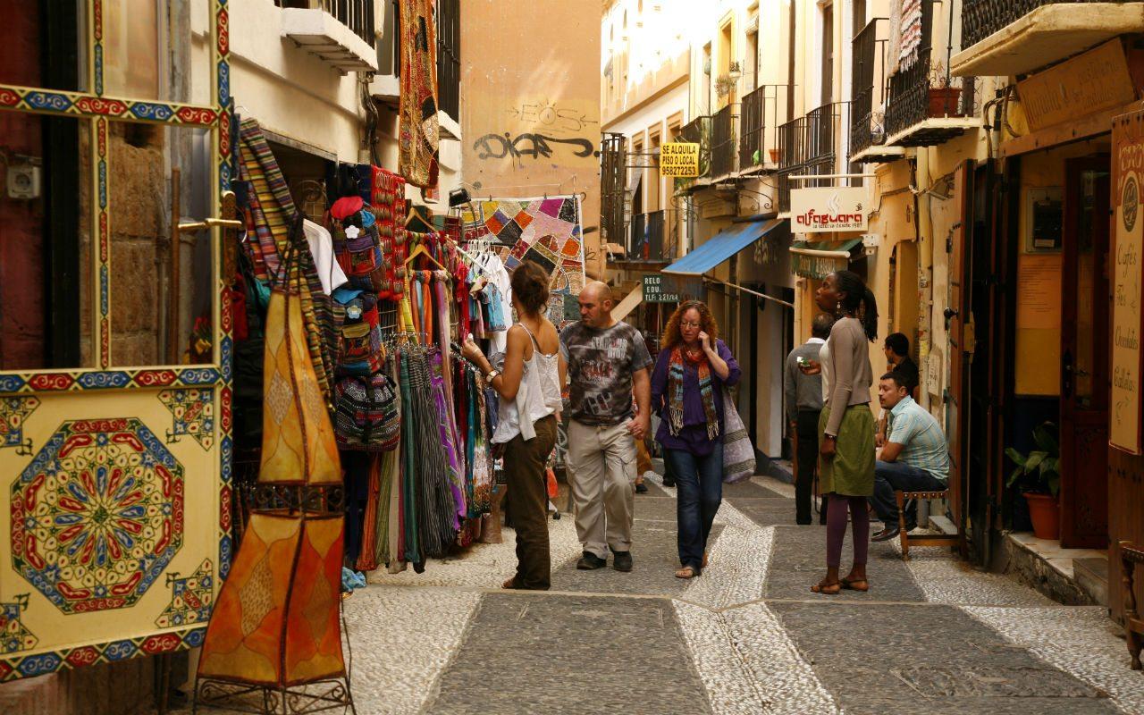 Granada, con la mirada y el corazón