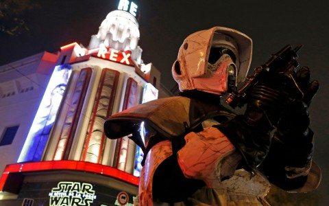 La Fuerza no acompañó a Disney en el 1T