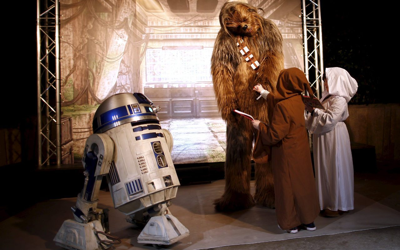 Star Wars rompe récord en taquilla al superar los 1,000 mdd