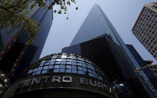 Edificio de la Bolsa Mexicana de Valores en la Ciudad de México