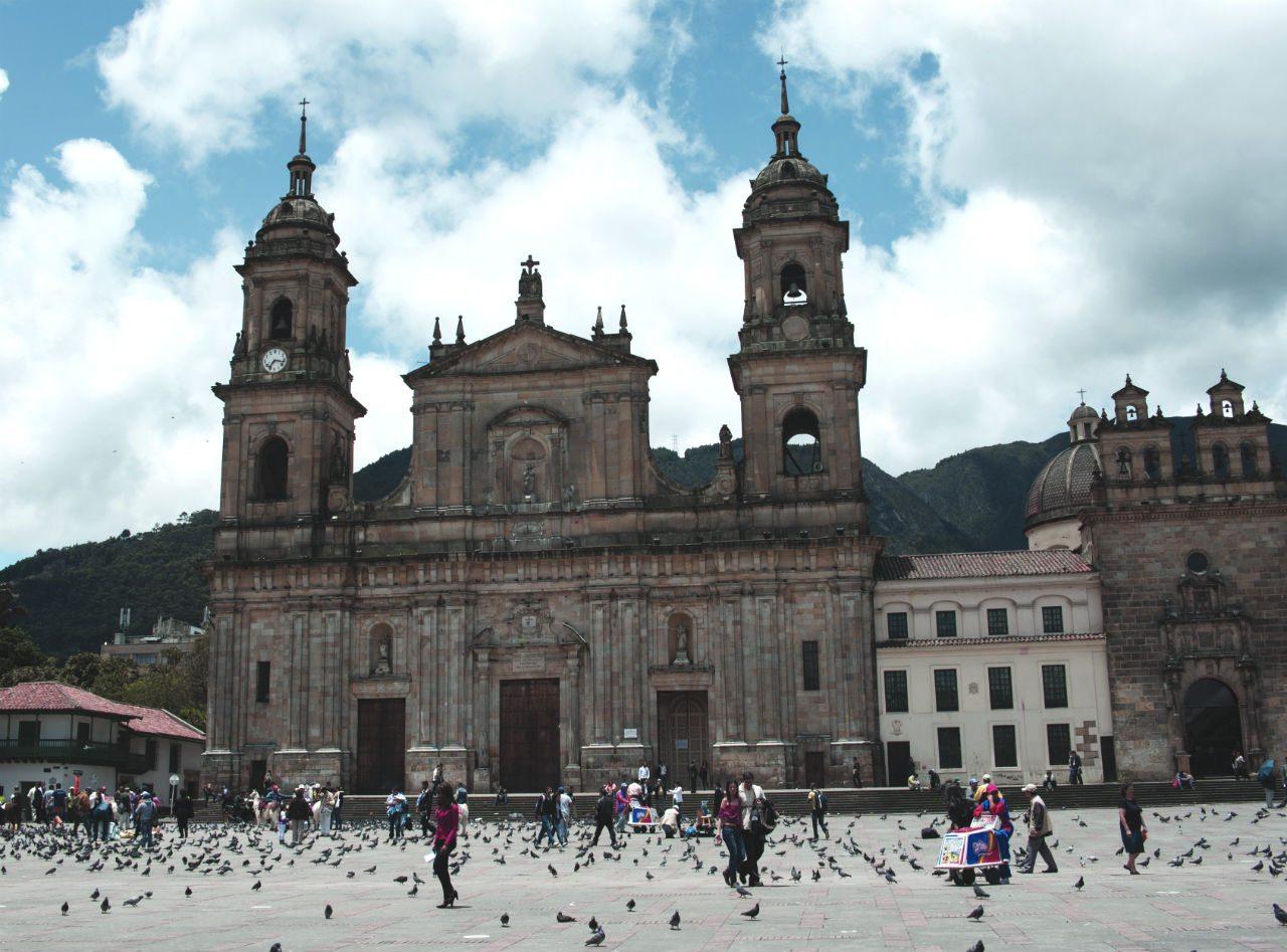 Colombia, entre leyendas y graffiti
