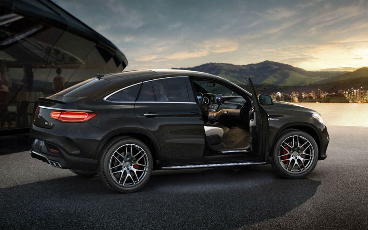 Mercedes benz gle coup el deportivo que tiene todo el for Mercedes benz deportivo
