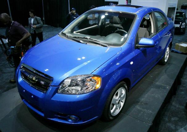 El segundo auto más vendido de General Motors es poco seguro