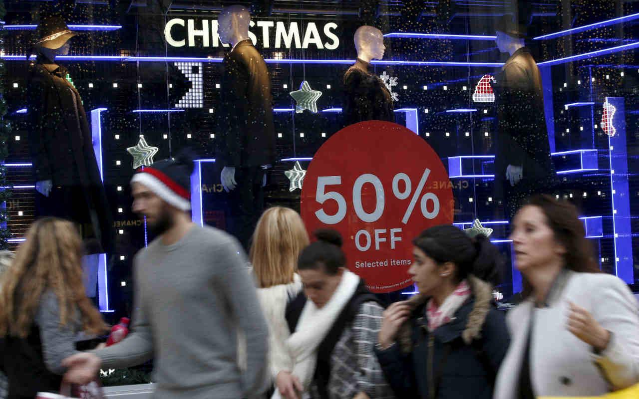 Ventas navideñas en EU se encaminan a romper récords