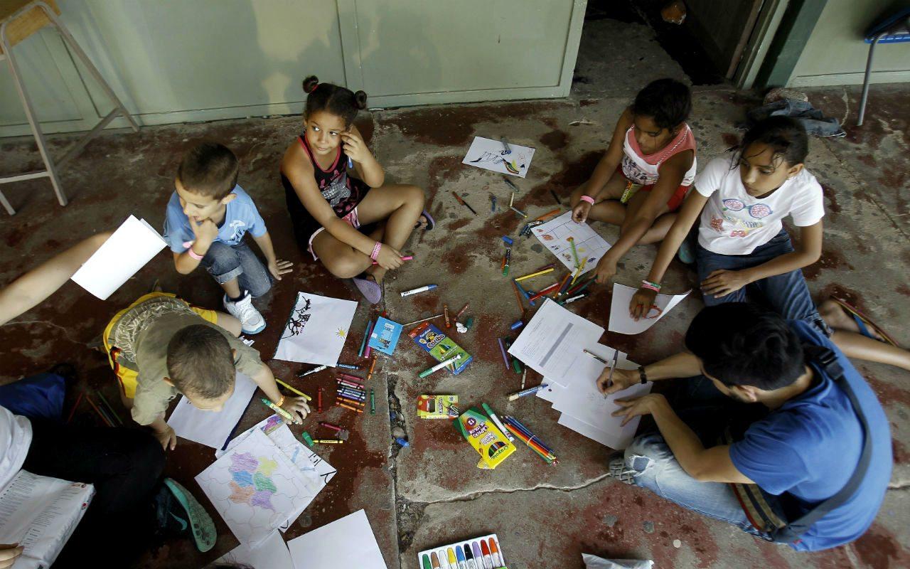 Más de 393 millones de niños en el mundo no saben leer a los 10 años