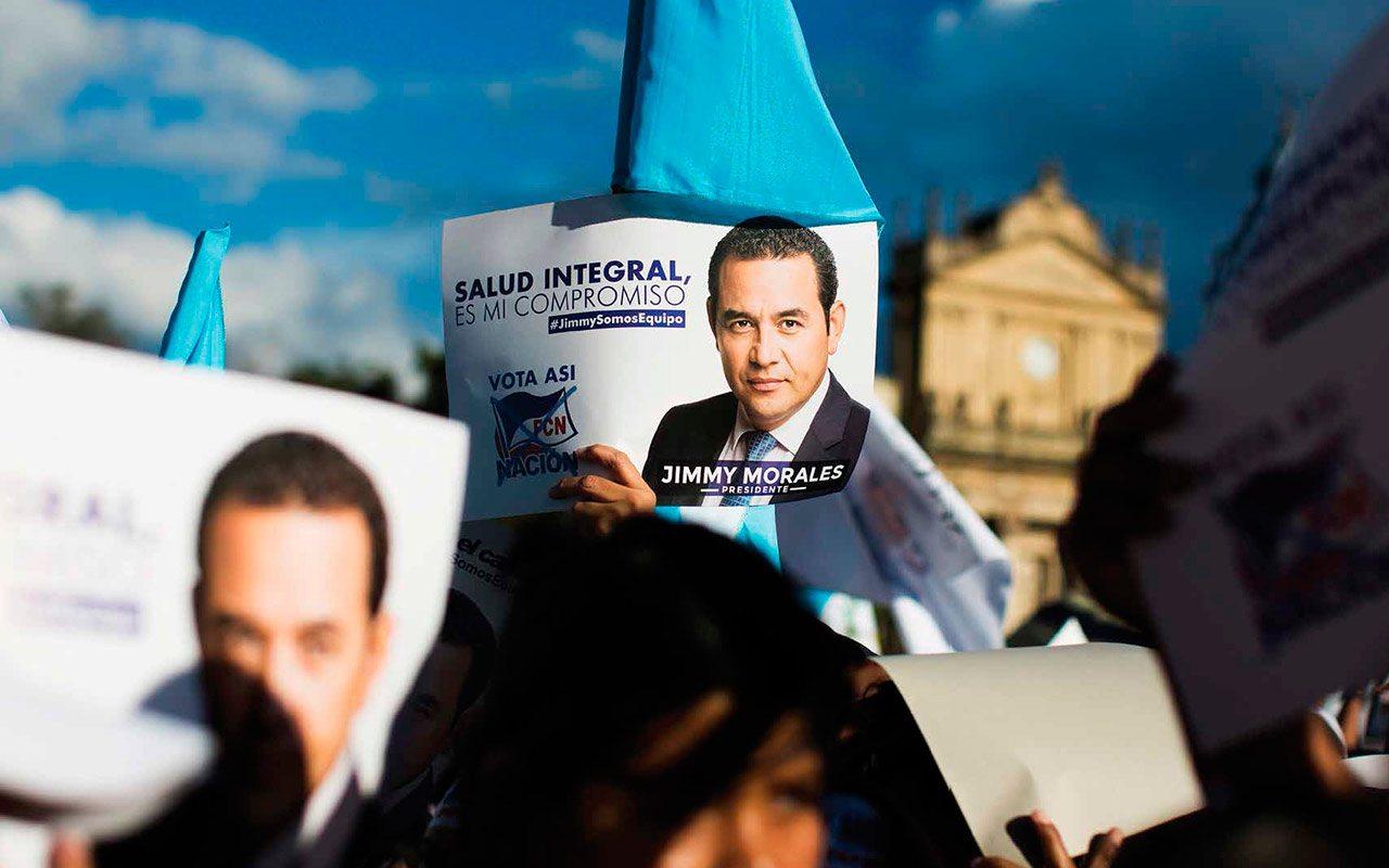 Ciudadanos en Guatemala convocan a paro nacional